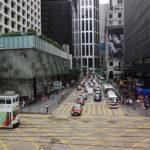 メーデーの日の香港はまるでフィリピンにいたような錯覚に陥った