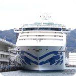 #サンプリンセス #プリンセスクルーズ #客船 #神戸港 #船旅 #princesscruises #sunprincess #cruiseship #i2w #cruisegram #portofkobe #travel #🚢