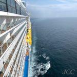 #スペクトラムオブザシーズ #ロイヤルカリビアン #航行中 #クルーズ #船旅 #客船 #spectrumoftheseas #royalcaribbean #cruising #cruiseship #cruiselife #i2w #cruisegram #travel #cruisevacation #🚢