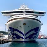 #ダイヤモンドプリンセス #プリンセスクルーズ #基隆 #客船 #停泊中 #diamondprincess #cruiseship #i2w #cruisegram #cruiseaddict #travel #keelung #instacruise #princesscruises