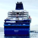 #プルマントゥール #ゼニス #2020年中 には#ピースボート の#客船 として#リニューアル します #クルーズ #pullmantur #zenith #peaceboat #2020 #cruiseship #i2w #cruisegram #instacruiseship #🚢
