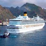 #コスタパシフィカ #コスタクルーズ #テネリフェ #カナリア諸島 #客船 #クルーズ #costapacifica #costacruises #tenerife #canaryislands #cruiselife #i2w #instacruiseship #cruisetime #cruiseaddict #travel #🚢