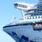 #ダイヤモンドプリンセス #プリンセスクルーズ #船旅 #客船 #diamondprincess #princesscruise #instacruiseship #i2w #cruiseaddict #yesprincesscruises #travel #cruiselife #🚢