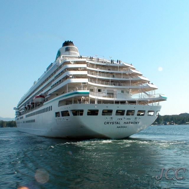 #クリスタルハーモニー #クリスタルクルーズ 現在の#飛鳥2 #客船 #クルーズ #旅行 #懐かしい写真 #crystalharmony #crystalcruise #cruiseship #i2w #oldpic #asuka2 #cruiseaddict #lovecruiseships #cruisefan #travel #cruiselover #instacruise #cruisetravel #jcc #cruisefever #🚢